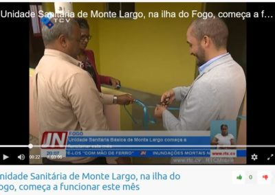 Inauguration USB Monte Largo
